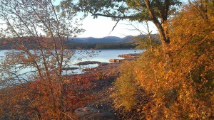 Autumn at the Ashokan Reservior
